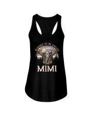 Blessed To Be Called Mimi Ladies Flowy Tank thumbnail