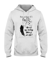 My Darling What If You Fly Hooded Sweatshirt thumbnail
