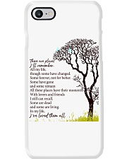 There Are Places I Remember Phone Case thumbnail