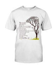 There Are Places I Remember Classic T-Shirt thumbnail
