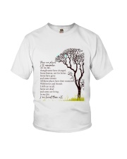 There Are Places I Remember Youth T-Shirt thumbnail