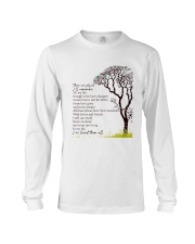 There Are Places I Remember Long Sleeve Tee thumbnail