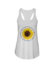 She Is A Sunflower 1 Ladies Flowy Tank thumbnail