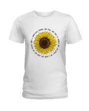 She Is A Sunflower 1 Ladies T-Shirt thumbnail
