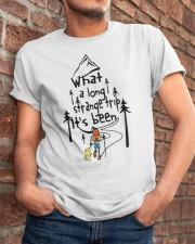 What A Long Strange Trip Classic T-Shirt apparel-classic-tshirt-lifestyle-26