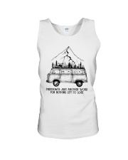 Freedom Is Just Another World Unisex Tank thumbnail