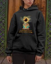 On A Dark Desert Highway Hooded Sweatshirt apparel-hooded-sweatshirt-lifestyle-front-03