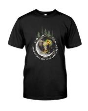 Rock And Roll 1 Classic T-Shirt thumbnail