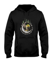 Rock And Roll 1 Hooded Sweatshirt front