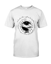 When The Night Is Cloudy Classic T-Shirt thumbnail