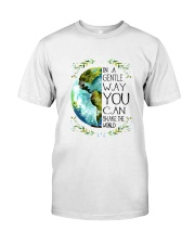 You Can Shake The World Classic T-Shirt thumbnail