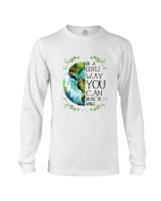 You Can Shake The World Long Sleeve Tee thumbnail