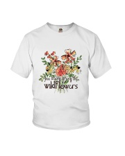 You Belong Among The Wildflowers Youth T-Shirt tile