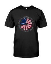 Belive In Something Hippie Classic T-Shirt thumbnail