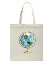 Myself What A Wonderful World Tote Bag thumbnail