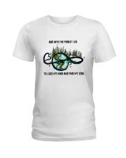 Into The Forest 1 Ladies T-Shirt thumbnail
