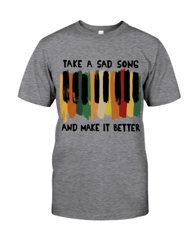 Take A Sad Song