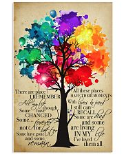 There Are Places I Remember 11x17 Poster front