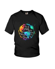 Be Kind In A World Youth T-Shirt thumbnail
