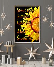 Stand Close To People 11x17 Poster lifestyle-holiday-poster-1