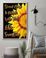 Stand Close To People 11x17 Poster lifestyle-poster-1