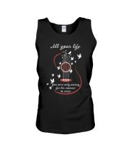 Waiting For This Moment To Arise Unisex Tank thumbnail