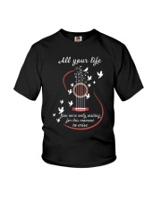 Waiting For This Moment To Arise Youth T-Shirt thumbnail