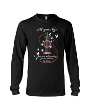 Waiting For This Moment To Arise Long Sleeve Tee thumbnail