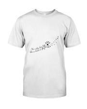 Her Life Like A Bird In Flight Classic T-Shirt thumbnail
