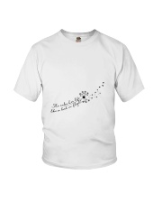 Her Life Like A Bird In Flight Youth T-Shirt thumbnail