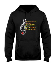 One Good Thing About Music Hooded Sweatshirt thumbnail