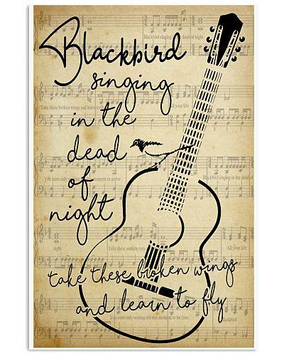 Blackbird Singing