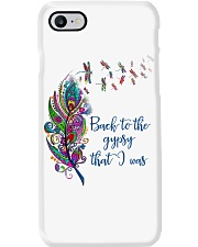 Back To The Gypsy That I Was Phone Case thumbnail