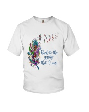 Back To The Gypsy That I Was Youth T-Shirt thumbnail