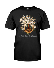 Among The Wildflowers Classic T-Shirt thumbnail