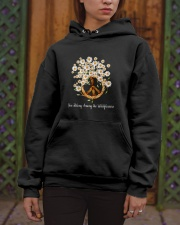 Among The Wildflowers Hooded Sweatshirt apparel-hooded-sweatshirt-lifestyle-front-03