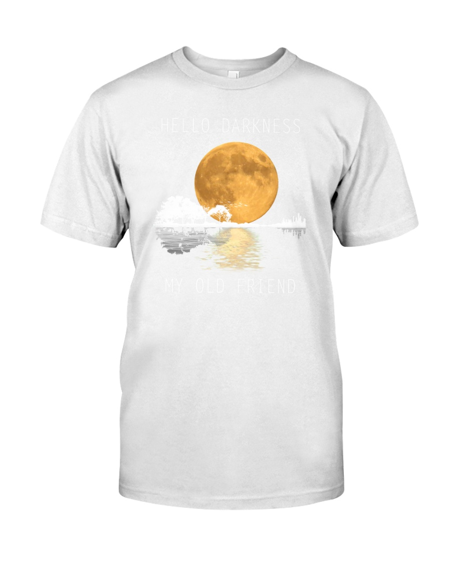 Hello Darkness My Old Friend 1 Classic T-Shirt