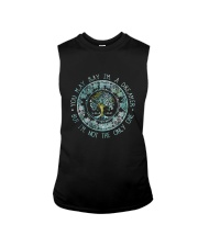 You May Say I Am A Dreamer Sleeveless Tee thumbnail
