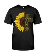 Here Come The Sun Classic T-Shirt front
