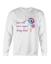 You Will Never Regret Crewneck Sweatshirt thumbnail