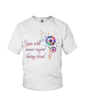 You Will Never Regret Youth T-Shirt thumbnail