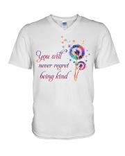 You Will Never Regret V-Neck T-Shirt thumbnail