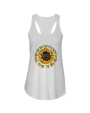 You May Say I Am A Dreamer Ladies Flowy Tank tile
