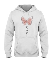 Let It Be Hooded Sweatshirt front