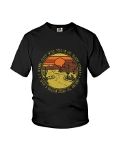 I Wanna Sleep With You In The Desert Youth T-Shirt thumbnail
