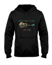 Whisper Words Of Wisdom 10 Hooded Sweatshirt thumbnail