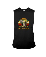 Peace Love Music Sleeveless Tee thumbnail