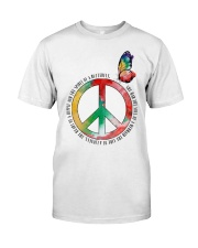 Spirit Of A Butterfly Classic T-Shirt front