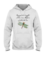 May You Touch Dragonflies Hooded Sweatshirt thumbnail