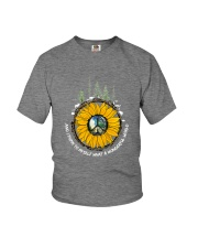Myself What A Wonderful World 2 Youth T-Shirt tile